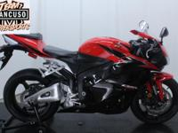 2011 Honda CBR600RR. The Perfect Blend of Performance,