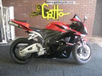 2011 Honda CBR600RR fantastic bike wont last long the
