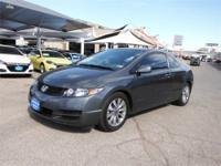 2011 Honda Civic 2dr Coupe EX Our Location is: All