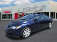 2011 Honda Civic Cpe 2dr Car LX Our Location is: Nissan