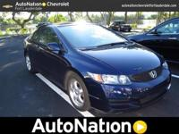 2011 Honda Civic Cpe Our Location is: AutoNation