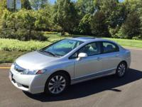 I'm offering my 2011 Honda Civic EX. This car has been