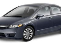 EPA 36 MPG Hwy/25 MPG City! EX-L trim. Sunroof, Heated