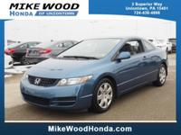 Great looking civic!!! Save on gas!! Look at this 2011