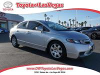 CARFAX One-Owner. Clean CARFAX. Silver 2011 Honda Civic