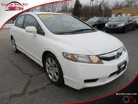 TECHNOLOGY FEATURES:  This Honda Civic Sedan Includes