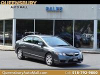 Options:  2011 Honda Civic Visit Queensbury Auto Mall