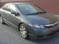 Options:  2011 Honda Civic Lx|Grey|Air Filter Air