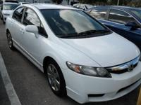 No accidents Clean Carfax. Civic LX, 1.8L I4 SOHC 16V