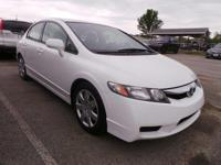 Come see this 2011 Honda Civic Sdn LX. Its Automatic