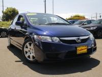 Gray w/Cloth Seat Trim. 2011 Honda Civic LX 36/25