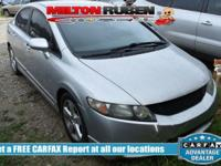 Options:  2011 Honda Civic Sdn Lx-S|Miles: 110305Color: