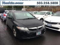 WOW!!! Check out this. 2011 Honda Civic LX-S 1.8L I4