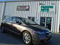 1 Owner 2011 Honda Civic Ex with 50k miles!!! This car