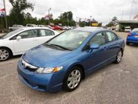 2011 Honda Civic Sdn 4dr Car LX Our Location is: Wolff