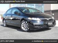 2011 Honda Civic Sdn Our Location is: AutoNation Toyota