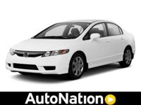 2011 Honda Civic Sdn Our Location is: AutoNation Honda