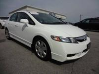 2011 Honda Civic Sdn Sedan LX Our Location is: Cadillac