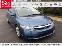 This 2011 Honda Civic Sdn LX is offered to you for sale