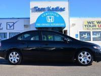 2011 Honda Civic Sedan LX Our Location is: Tom Kadlec
