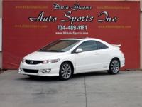 Exterior Color: white, Body: Coupe, Engine: 2.0L I4 16V