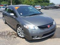 2011 Honda Civic Si. Serving the Greencastle,