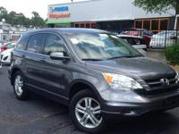 CR-V EX-L, AWD, **ONE OWNER, CLEAN CARFAX**, FREE 20