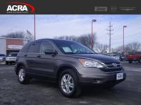 This 2011 Honda CR-V EX, Stock # 1532 has a brown