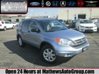 REALLY CLEAN, 4WD CRV!!! HERE IS A VERY CLEAN ONE OWNER