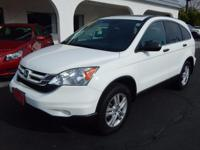 This 2011 Honda CR-V 4dr 2WD 5dr EX features a 2.4L I4