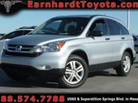 We are happy to offer you this 2011 Honda CR-V which