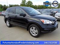 This 2011 CR-V is a one owner vehicle with a clean
