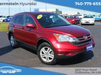 2011 Honda CR-V EX-L This Honda CR-V is Herrnstein