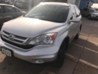 This outstanding example of a 2011 Honda CR-V EX-L is