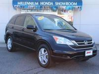 This  CR-V 4WD 5dr EX-L  is a New Arrival at Millennium