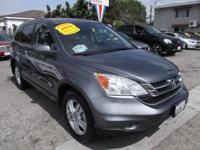 Options:  2011 Honda Cr-V Ex-L Wnavi|Our 2011 Honda