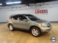 EX-L, Leather-Trimmed Seats, Power driver seat, Power