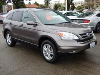 Options:  2011 Honda Cr-V 2Wd 5Dr Ex-L Used|Gray