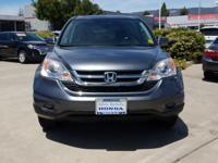 Options:  2011 Honda Cr-V Ex-L|Gray|Automatic|2.4L Dohc