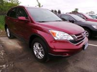 Come see this 2011 Honda CR-V EX-L. Its Automatic