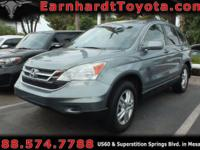 We are pleased to offer you this *1-OWNER 2011 HONDA