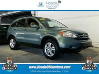 CARFAX One-Owner. Clean CARFAX. Light Green 2011 Honda