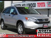 CR-V LX, 4D Sport Utility, 5-Speed Automatic, and