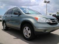 Recent Arrival! 2011 Honda CR-V LX Gray 28/21
