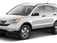 2011 Honda CR-V LX For Sale.Features:4 Speakers,AM/FM
