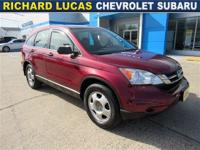 Look at this 2011 Honda CR-V LX. Its Automatic
