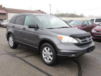 Options:  2011 Honda Cr-V 4Wd 5Dr Lx|4 Wheel