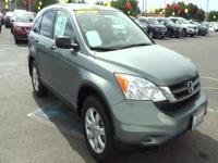 Load your family into the 2011 Honda CR-V! It comes