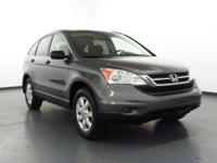 2011 Honda CR-V 128 POINT INSPECTION, AUX/USB PORT, NEW
