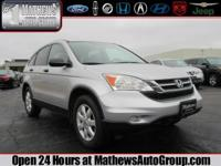 """VERY CLEAN 4X4 CRV SE!! A VERY AFFORDABLE 4 WHEEL"